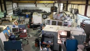 Atelier de fabrication Sysmec