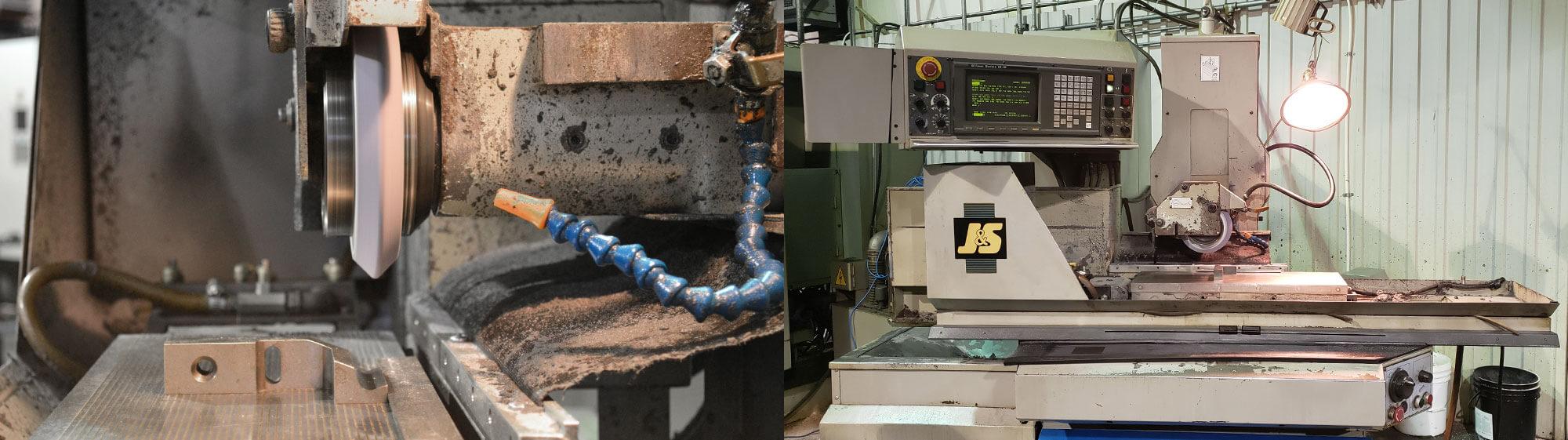 Surface Grinder CNC
